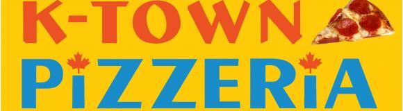 K-Town Pizzeria Logo