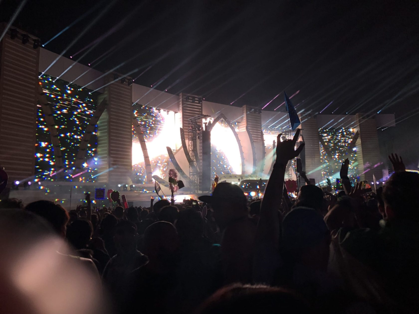 Electric Daisy Carnival Stage