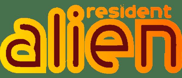 Resident Alien logo