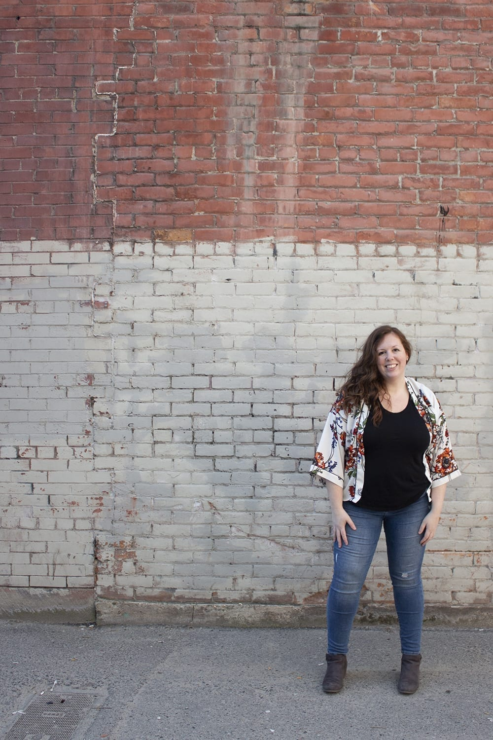 Photo of graphic designer Carrie Mayhew